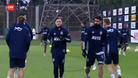 VIDEO: Transfer Rampung, Mesut Ozil Resmi Bela Fenerbahce