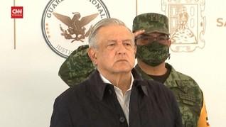 VIDEO: Presiden Meksiko Terinfeksi Virus Corona