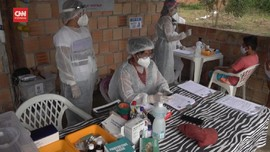 VIDEO: Brasil Temukan Virus Corona Varian Baru di Amazon
