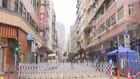 VIDEO: Hong Kong Berlakukan Lockdown Paling Ketat