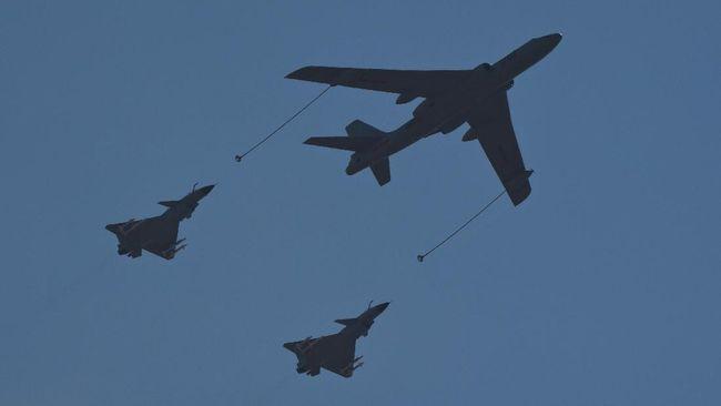 Berikut fakta pesawat pengebom Xian H6K yang dikirim China ke wilayah Taiwan bersama enam pesawat jet tempur J-16.