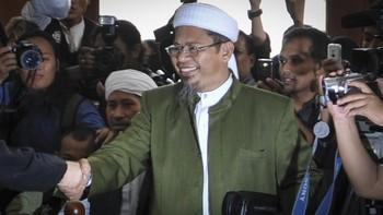 Tokoh Majelis Mujahidin Indonesia Abu Jibril Meninggal Dunia