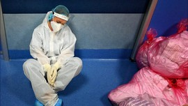 Studi: 1 dari 5 Nakes Depresi Selama Pandemi