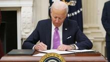 Biden Diam-diam Setuju Jual Bom Canggih ke Israel