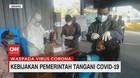 VIDEO: Kebijakan Pemerintah Tangani Covid-19