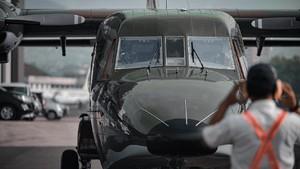 PT DI Serahkan Pesawat Buatan Lokal Ke TNI AU