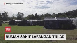 VIDEO: Rumah Sakit Lapangan TNI AD