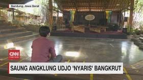 VIDEO: Saung Angklung Udjo 'Nyaris' Bangkrut