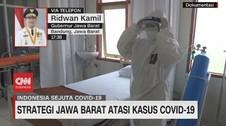 VIDEO: Strategi Jawa Barat Tekan Laju Penyebaran Covid-19