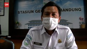 VIDEO: BMKG Bandung Waspadai Potensi Gempa Sesar Lembang