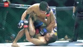 VIDEO: Curhat Petarung MMA, dari Cuan Hingga Restu Keluarga
