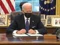 VIDEO: Biden Terus Batalkan Sejumlah Kebijakan Era Trump