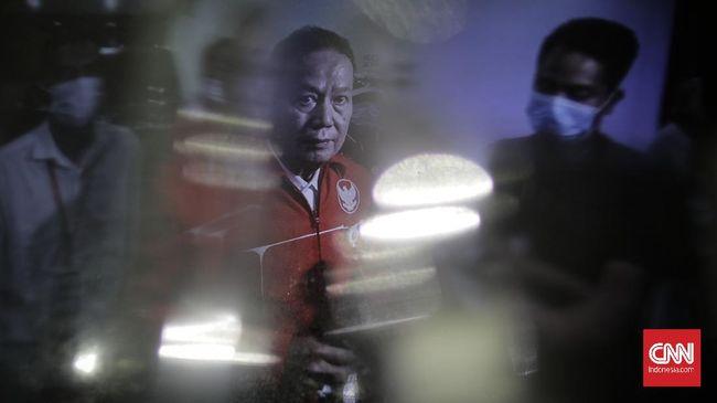 Ketum Projamin Ambroncius Nababan diduga melakukan perbuatan rasial terhadap mantan Komisioner Komnas HAM Natalius Pigai.