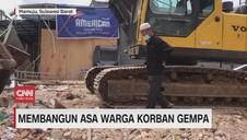 VIDEO: Membangun Asa Warga Korban Gempa