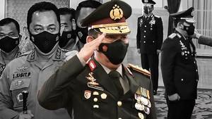Jenderal Listyo Sigit Kapolri Baru