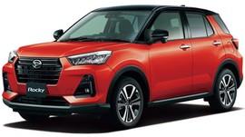 Kode Daihatsu Rocky Hybrid Rilis 2021, Pakai Teknologi Toyota