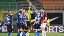 Ibrahimovic Minta Maaf Usai Kartu Merah di Derby Milan