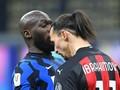 Milan vs Inter: Potensi Duel Panas Ibrahimovic dan Lukaku