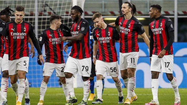 AC Milan akan menjamu Red Star dalam laga leg kedua babak 32 besar Liga Europa. Berikut syarat Milan lolos ke 16 besar.