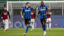 Ejekan Ibrahimovic yang Buat Lukaku Ngamuk di Inter vs Milan
