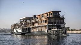 Pesiar di Sungai Nil bersama Kisah Teror Agatha Christie