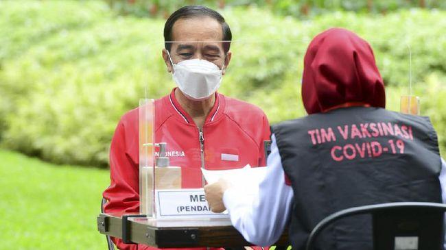 高死亡者数、インドネシア医師会は「コビッド」をコントロールするジョコウィの主張に触れる