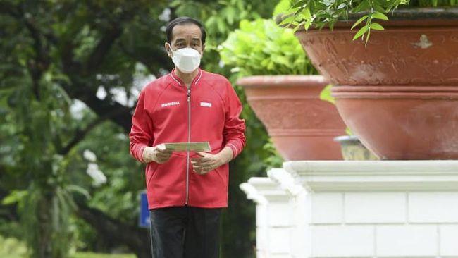 Presiden Jokowi memastikan vaksinasi tahap 2 bagi pelayan publik akan langsung dilanjutkan ke provinsi lain usai Jakarta.