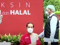 Jokowi Sebut Vaksinasi untuk Masyarakat Pertengahan Februari