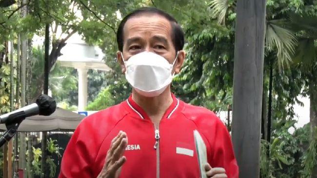 Jokowi mengatakan, esensi dari PPKM ialah mengurangi atau mencegah mobilitas masyarakat penularan Covid-19, tapi praktiknya kebijakan tersebut tidak konsisten.