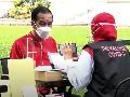 Jokowi usai Divaksin Tahap Dua: Tidak Terasa