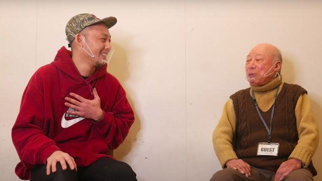 Shigeo Tokuda atau yang dikenal sebagai Kakek Sugiono di Indonesia tak pernah menyangka bisa menjadi aktor film panas.