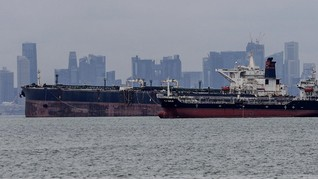 Kapal MT Freya Milik Iran Akan Diserahkan ke Kemenhub