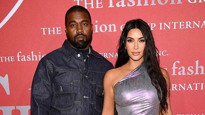 Sudah Putuskan Bercerai, Berikut Potret dan Kabar dari Kim Kardashian dan Kanye West