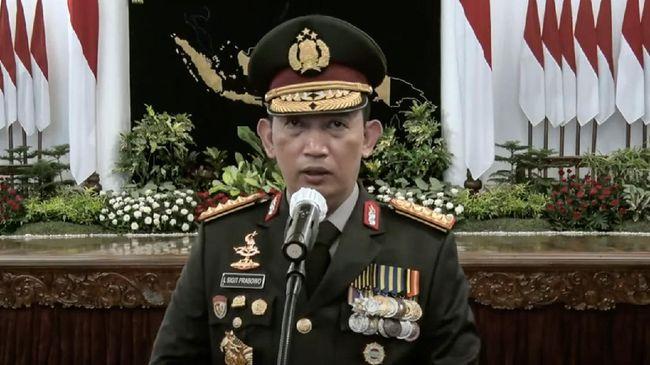 Kapolri Jenderal Listyo Sigit Prabowo memerintahkan kepada anak buahnya agar menggunakan kewenangan dengan tanggung jawab.