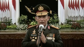 Idham Azis Resmi Serahkan Jabatan Kapolri ke Listyo Sigit
