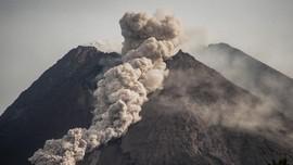 Gunung Merapi Erupsi, Aktivitas Tiga Bandara Masih Normal