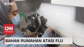 VIDEO: Bahan Rumahan Ini Diklaim Bisa Atasi Flu