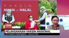 VIDEO: Pelaksanaan Vaksin Nasional