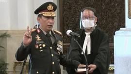 Rekam Jejak Kapolri Jenderal Listyo Sigit Prabowo