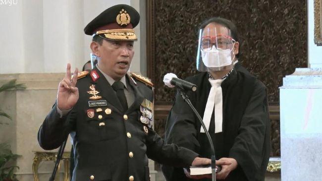 Kapolri Jenderal Listyo Sigit diharapkan bisa memperbaiki kinerja polisi dalam memberantas korupsi.