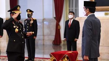 Jubir: Jokowi Tegur Kapolri Usai Polisi Smackdown Mahasiswa