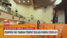 VIDEO: Pemerintah Tambah Ruang Isolasi Pasien Covid-19
