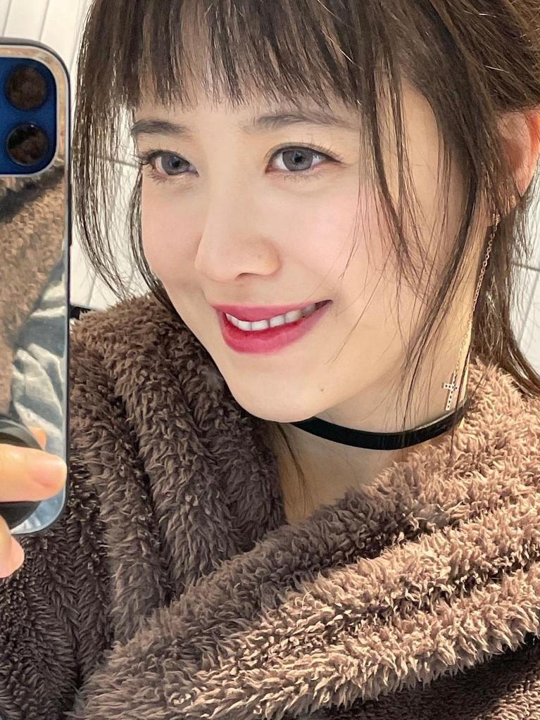 Penampilan Terbaru Ku Hye Sun yang Turun Berat Badan 14 Kilo