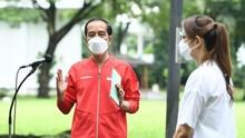 Jokowi Sebut RI di Tengah Dominasi Negara Maju Meraih Vaksin