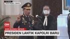 VIDEO: Presiden Lantik Kapolri Jend. Listyo Sigit