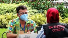 Pelarangan Mudik, Raffi Ahmad Naik Jet Pribadi ke Malang