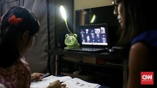 Kemendikbud Sentil Subsidi Kuota Belajar Dipakai Nonton Film
