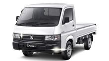 Aman dan Nyaman, Suzuki Perbarui Tampilan New Carry Pick Up