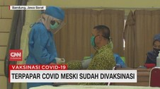 VIDEO: Terpapar Covid Meski Sudah Divaksinasi