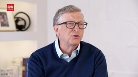 VIDEO: Tanggapan Bill Gates Dituduh jadi Dalang Pandemi